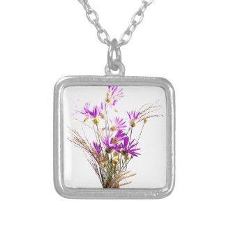 Incredible Purple Flower Bouquet Simple Design Custom Jewelry