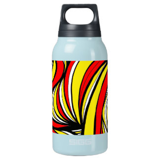 Incredible Simple Floral Creative 10 Oz Insulated SIGG Thermos Water Bottle