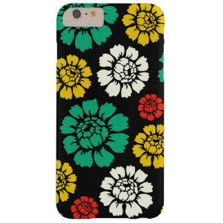 Incredible Simple Floral Creative Barely There iPhone 6 Plus Case
