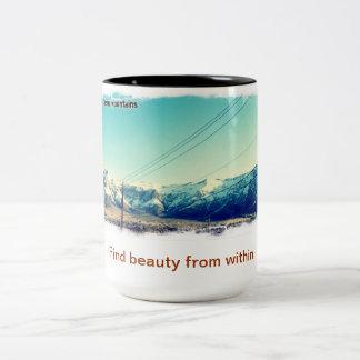 Incredible! Two-Tone Coffee Mug