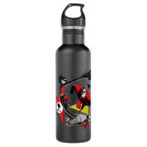 Incredibles 2 | Battling Villainy Water Bottle