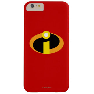 Incredibles Barely There iPhone 6 Plus Case