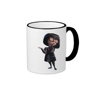 Incredible's Edna Mode Disney Mug at Zazzle