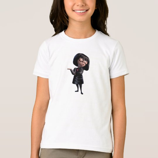 Incredible's Edna Mode Disney T-Shirt