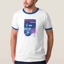 Incredibles' Frozone ready to fight Disney T-Shirt
