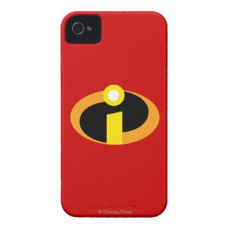 Incredibles Funda Para iPhone 4 De Case-Mate