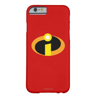 Incredibles Funda Para iPhone 6 Barely There