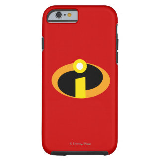 Incredibles Funda Para iPhone 6 Tough