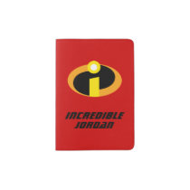 Incredibles Logo | Add your Incredible Name Passport Holder