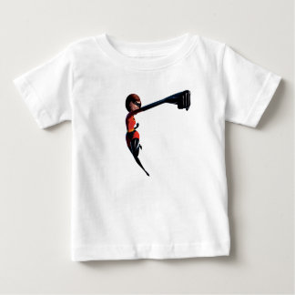 Incredibles Mrs. Incredible wife mother stretching Infant T-shirt