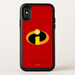 OtterBox Apple iPhone X Symmetry Case with Maleficent: Long Live Evil design