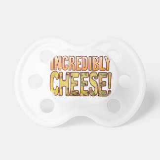 Incredibly Blue Cheese Pacifier