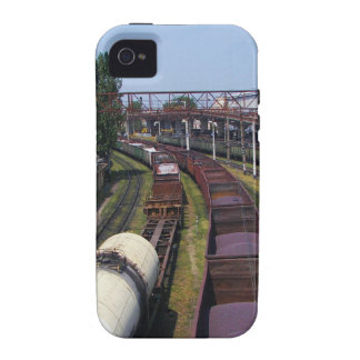Incredibly Long Cargo Train Case-Mate iPhone 4 Cases