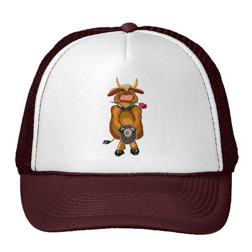 Incredibull Mesh Hats