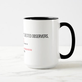 Incurable Fanatic 15 oz. Ringer Mug