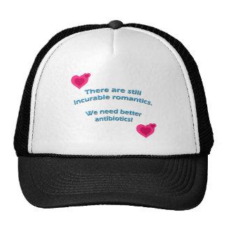 Incurable Romantics Trucker Hats