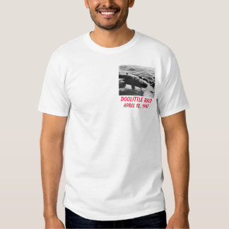 Incursión de Doolittle Camisas