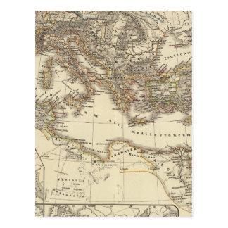 Inde de Romanum del Imperium Bello Tarjetas Postales
