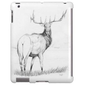 Indecision ~ Elk iPad Case