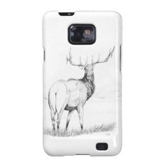 Indecision ~ Elk Samsung Galaxy S2 Case