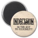 Indecision Fridge Magnet