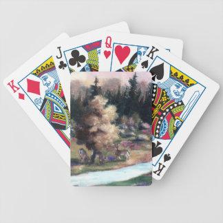 indefinido baraja cartas de poker