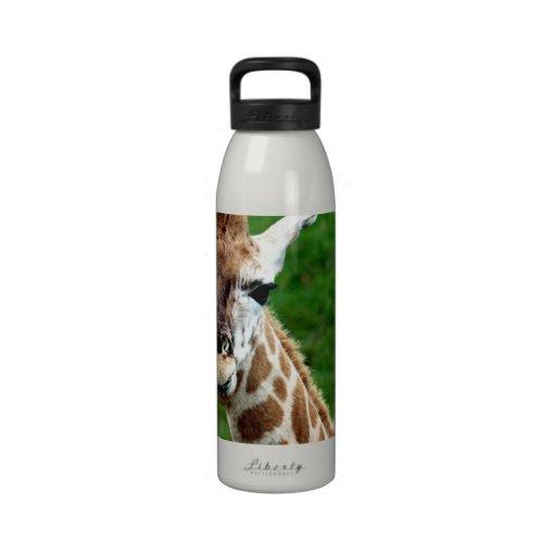 indefinido botella de agua