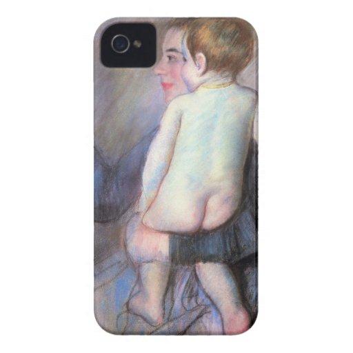 indefinido iPhone 4 funda