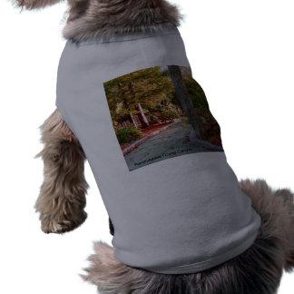 indefinido playera sin mangas para perro