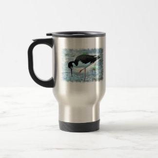 indefinido taza de viaje de acero inoxidable