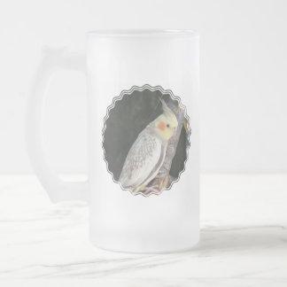indefinido taza cristal mate