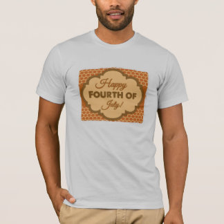 Indepence Day by Poetry Lobby T-Shirt