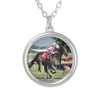 Independance Hall - FTS Silver Plated Necklace
