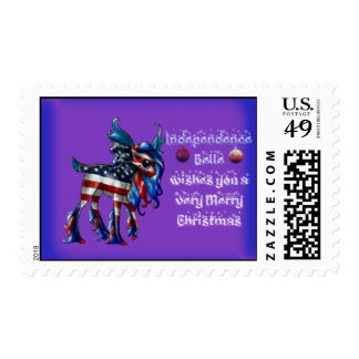 Independence Belle Stamps