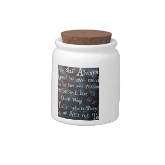Independence Candy Jar