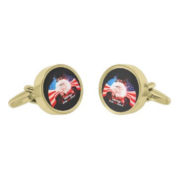 Independence Day4th of jul Cufflinks