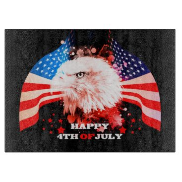 Independence Day4th of jul Cutting Board