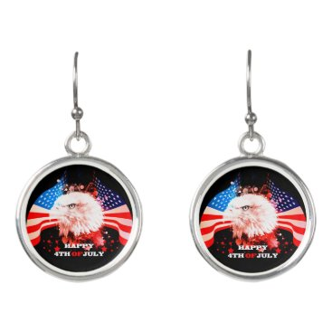 Independence Day4th of jul Earrings