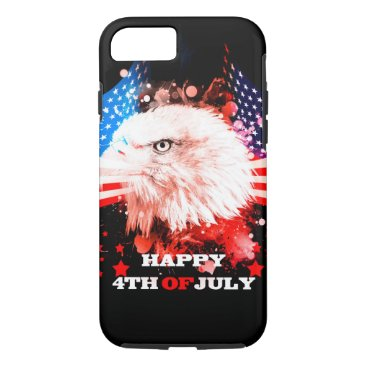 Independence Day4th of jul iPhone 8/7 Case