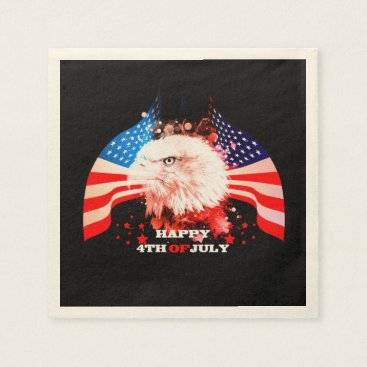 Independence Day4th of jul Napkin