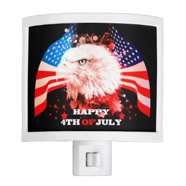 Independence Day4th of jul Night Light