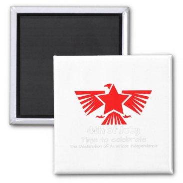 Independence Day8-design Magnet