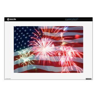 """Independence Day 15"""" Laptop Decals"""
