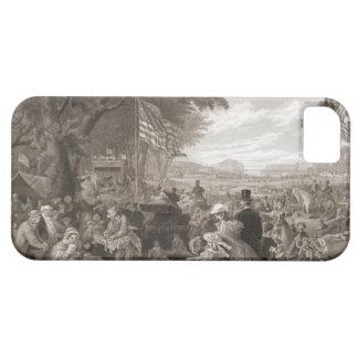 Independence Day 1875 iPhone 5 Case
