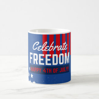 Independence Day 4 July Coffee Mug