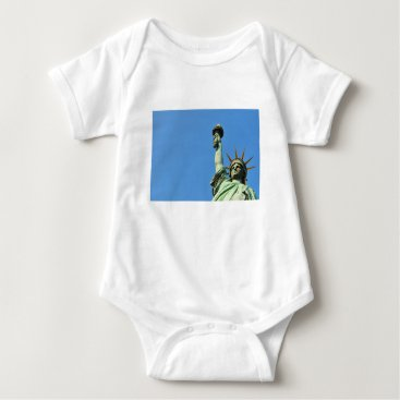 USA Themed Independence day 4th July Baby Bodysuit