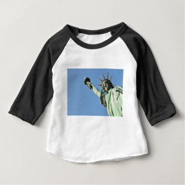 USA Themed Independence day 4th July Baby T-Shirt