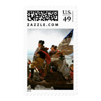 Independence Day, 4th of July Fine Art Stamps