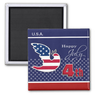 Independence Day, 4th of July Gift Magnets