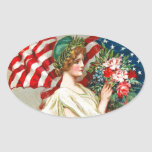 Independence Day, 4th of July  Stickers Stickers